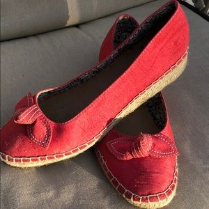 Shoes - Espadrille Flats